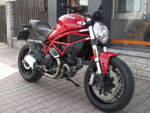 motocykl Ducati Monster 797 ABS