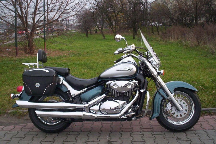suzuki vl 800 sprzedam motocykl cruiser