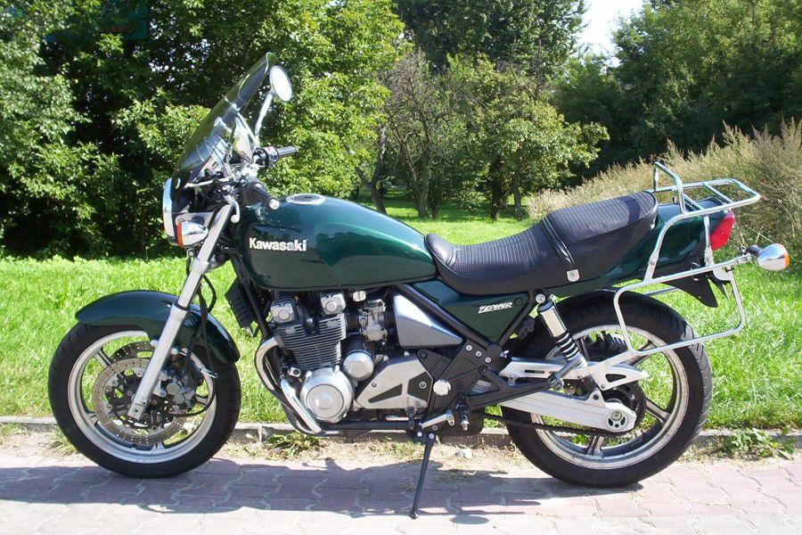 Kawasaki ZR 550 Zephyr - Billeder af mc-er - Uploaded af