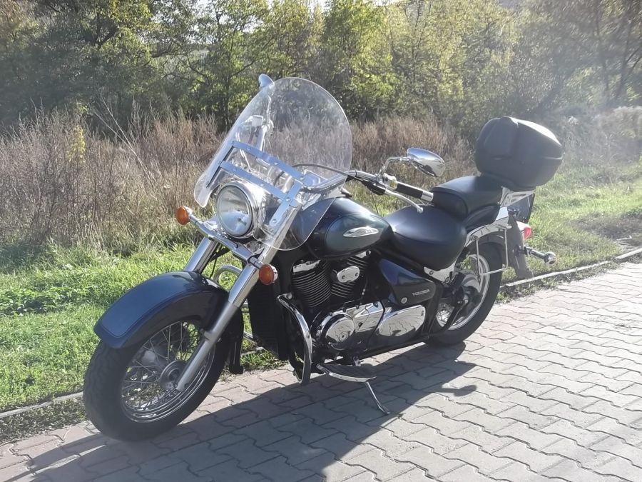 Archiwalne Sprzedam motocykl Chopper Suzuki VL800 Intruder